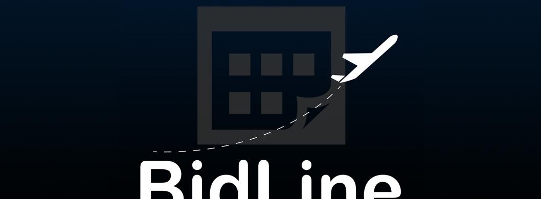 Bidline Calendar iPad App