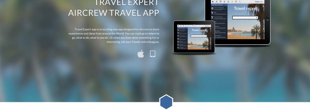 Travel Expert Website
