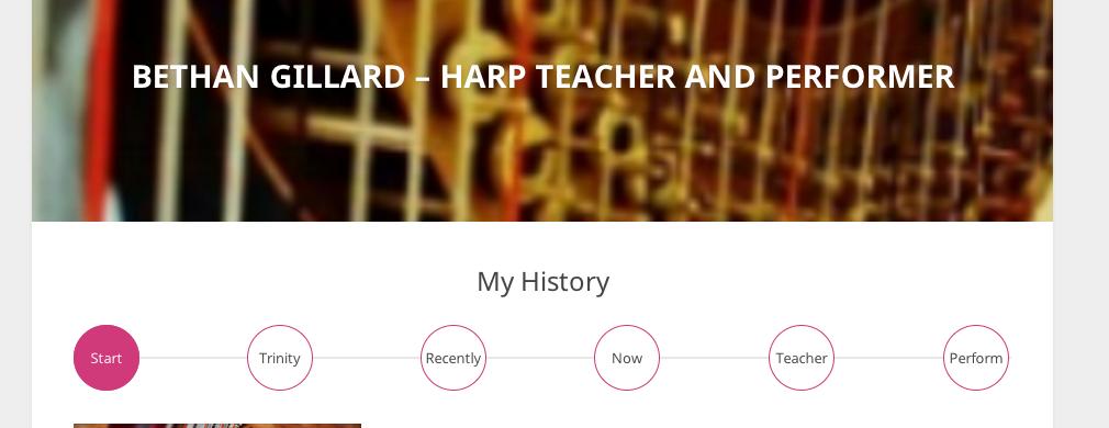 Bethan Gillard Harp